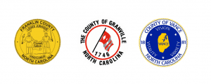Franklin, Granville and Vance County Emblems